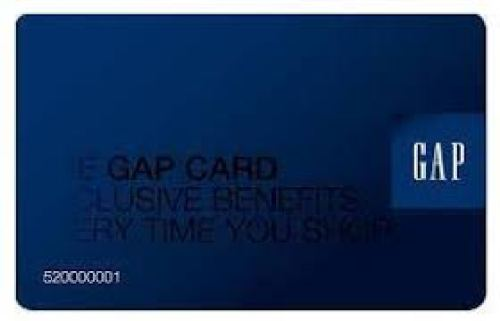 GAP Credit Card Login