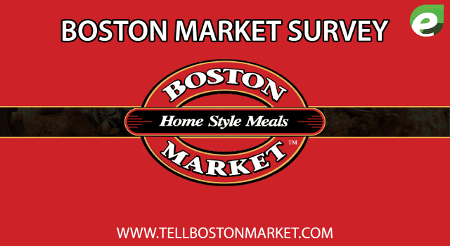 TellBostonMarket survey guide