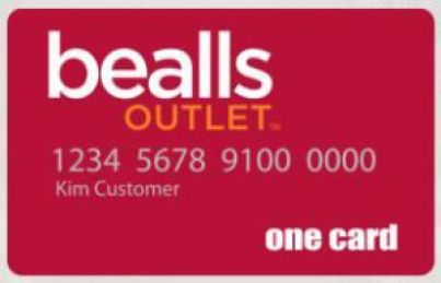 Bealls Outlet Credit Card Login