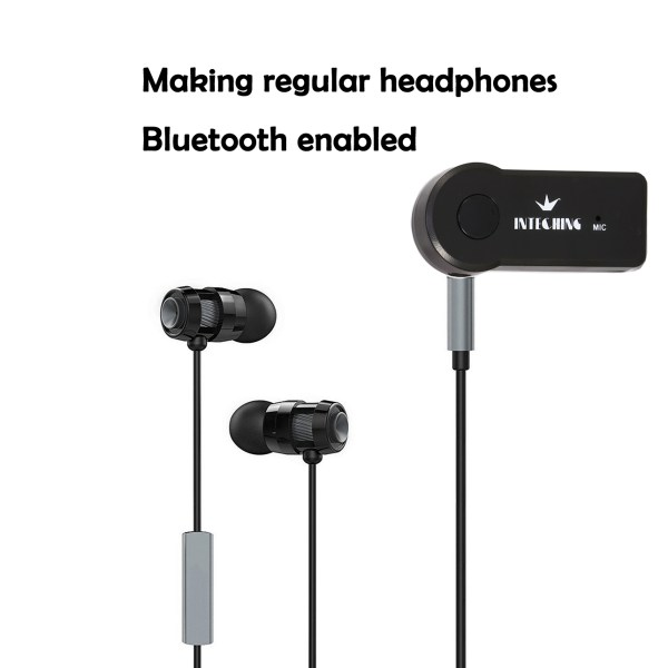 InTeching BTMA-1 Bluetooth Music Receiver