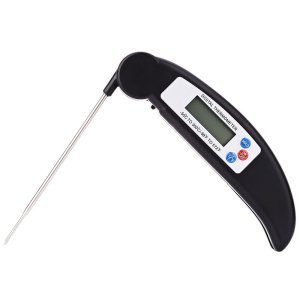 InTeching FDT-90 LCD Digital Food Thermometer