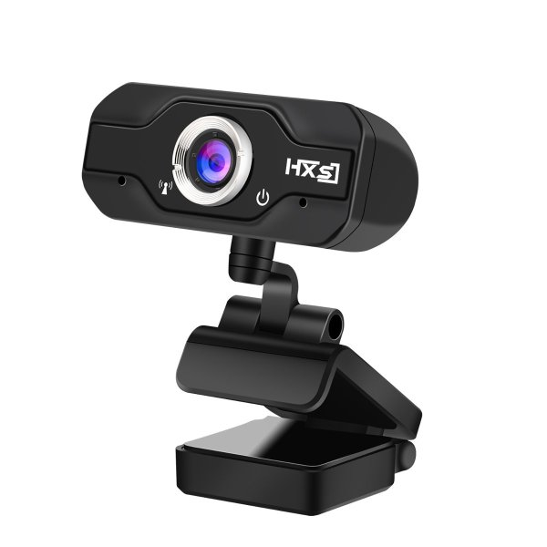 InTeching 720P HD USB Webcam with Microphone