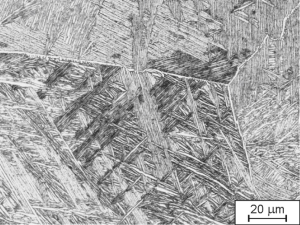 Microstructure and Mechanical Properties of High Strength TwoPhase Titanium Alloys | IntechOpen