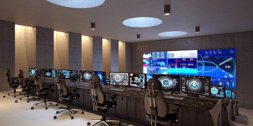 AV Command Amp Control Center Design Houston Integrated