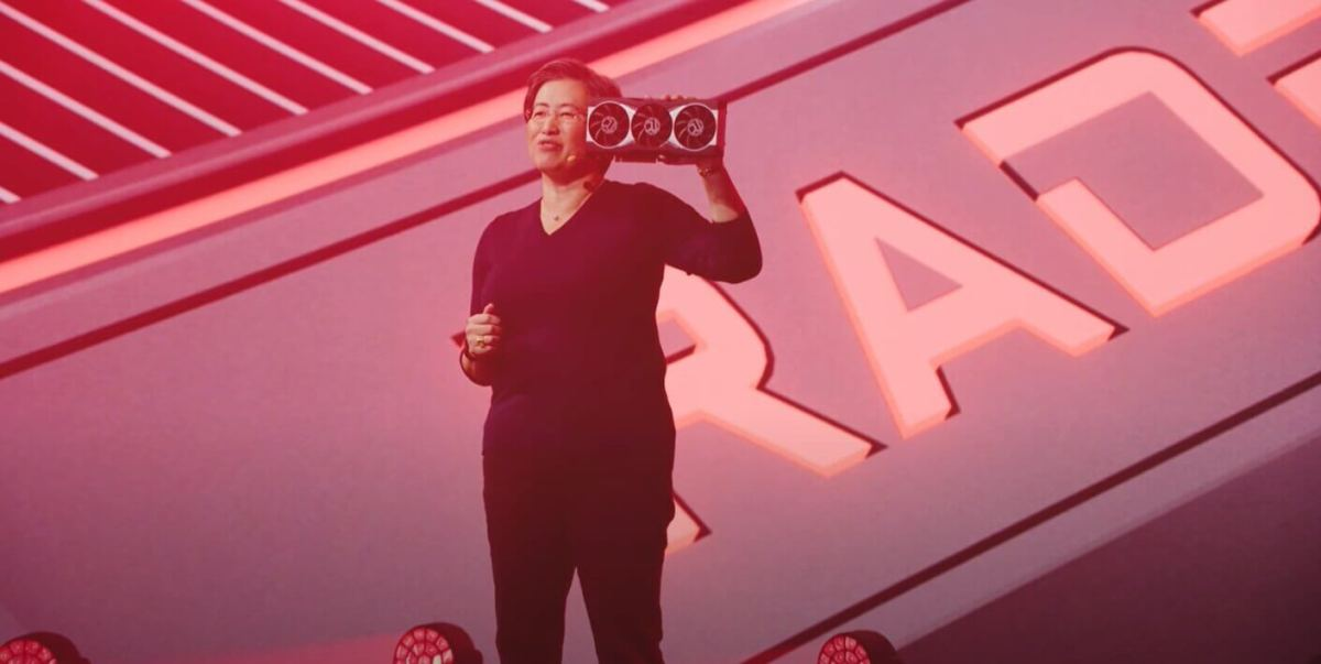 AMD Radeon Rx 6000 preview Lisa Su