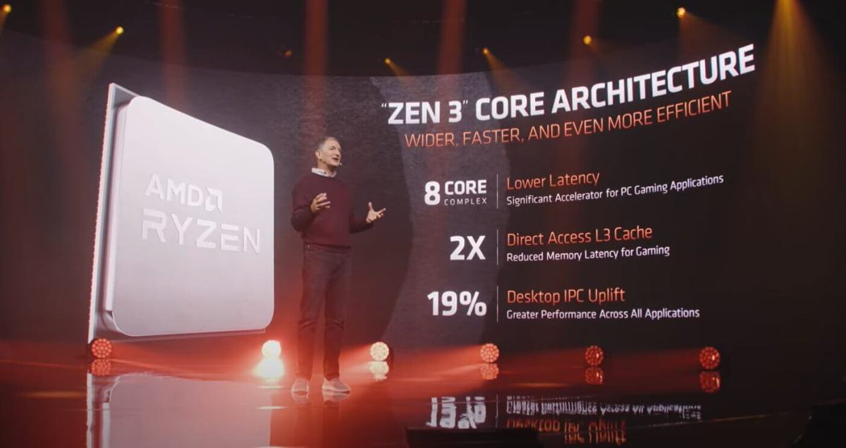 ZEN 3 Architecture : Most significant Update Yet