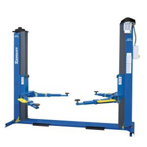 1-Elevadores electromecánicos de dos postes, transmisión por cadena