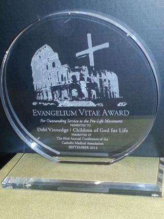 Vinnedge award