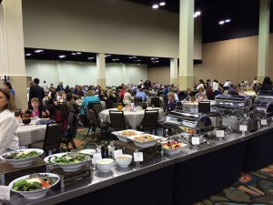 making the most of a business conference