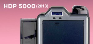 Integrated ID Systems HDP 5000