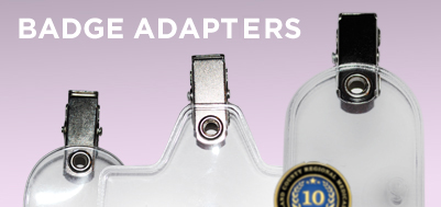 ID badge accessories (Badge Adapters)
