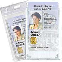 Proximity Shielded Badge Holders