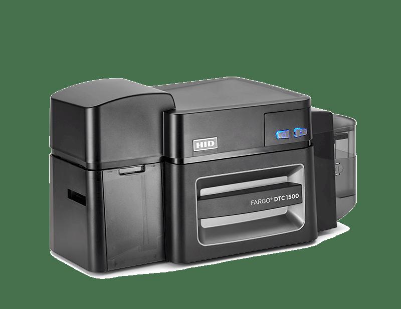 DTC1500 HID Fargo ID Card Printer