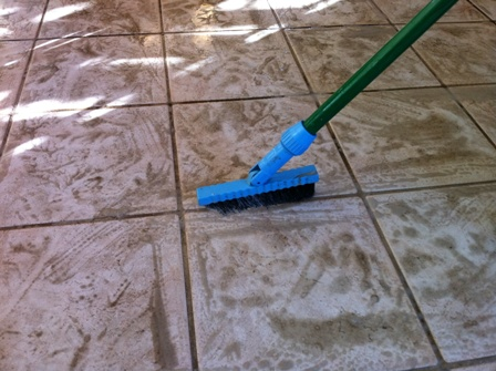 How To Clean Ceramic Tile Grout - Bathroom Furniture Ideas