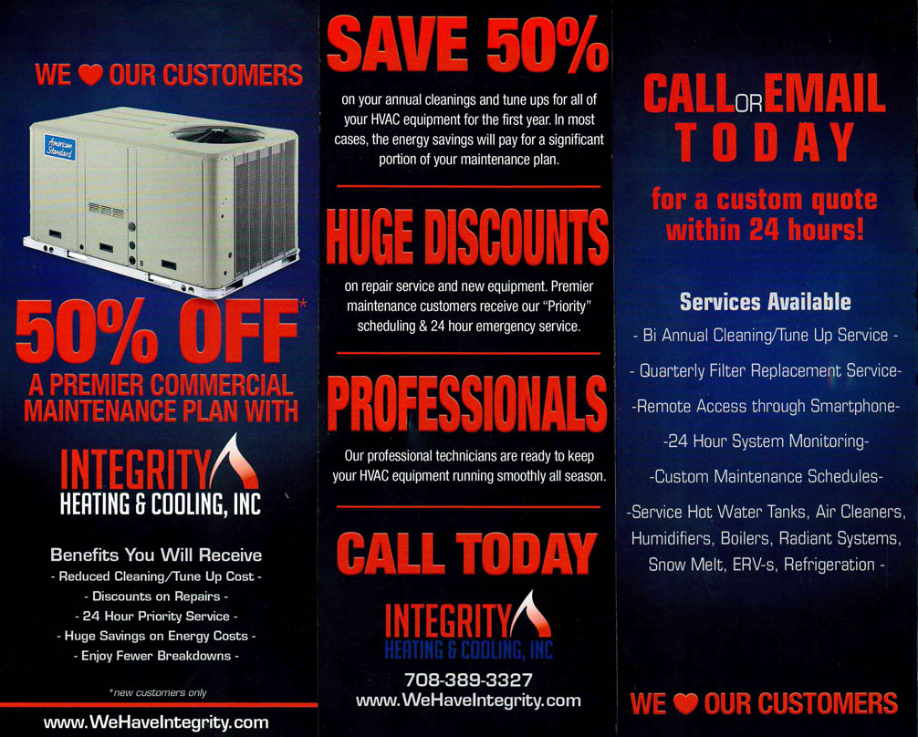 Commercial Heating And Cooling