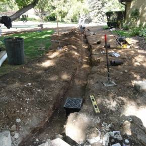 Catch Basin Installation Brookfield
