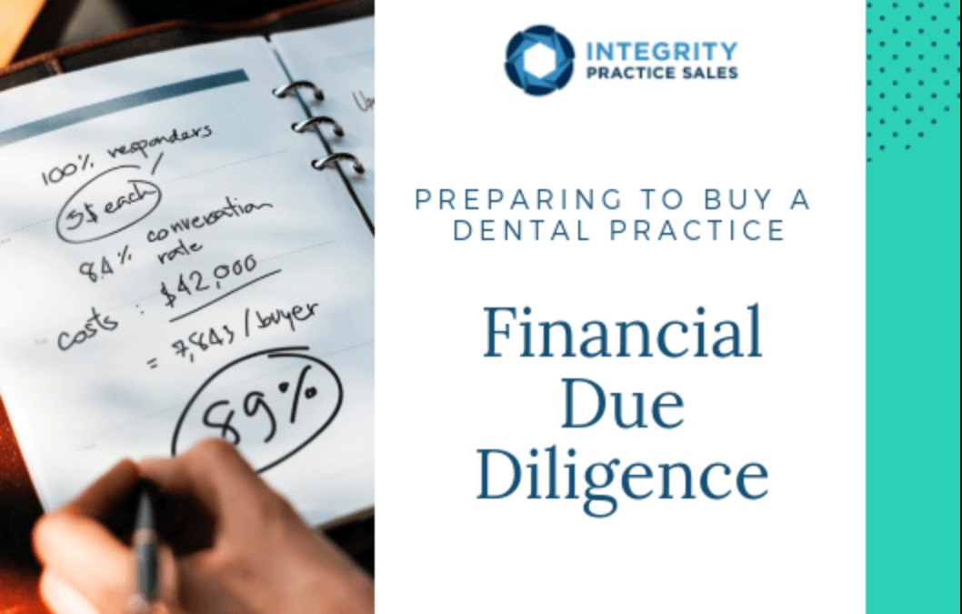 Financial Due Diligence for Dental Practices
