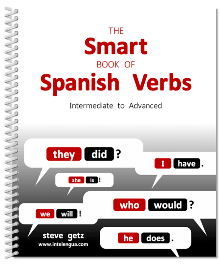intelengua smart book of spanish verbs vs. barrons 501 spanish verbs