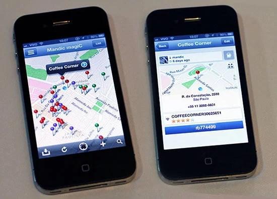 Mandic magiC salva e encontra senhas de Wi-Fi no iPhone