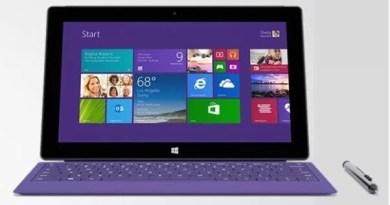 Surface 2 Pro apresentado