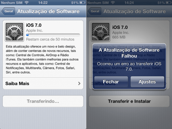download-do-ios-7-esta-dando-erro