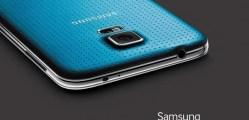 Galaxy S 5 da Samsung, leitor de impressões digitais, filmagem em 4K, novo design, hardware mais potente