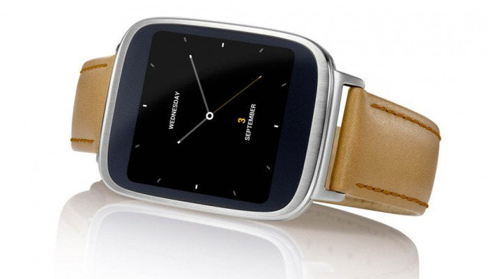ZenWatch, primeiro smartwatch da Asus baseado no Android Wear