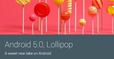 Veja a lista dos aparelhos que receberão o upgrade para Android 5.0 fonte:http://www.androidguys.com/