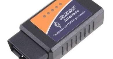 Scanner Automotivo Obd2 Wifi Iphone, Ipad, Android