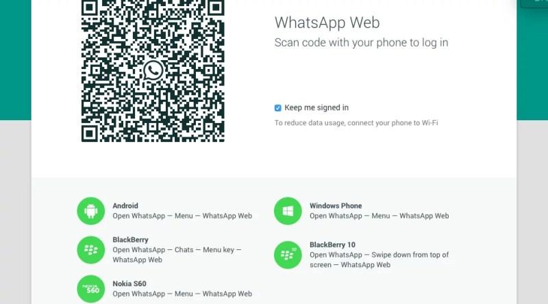 web.whatsapp, agora você pode usar o computador para falar com os amigos