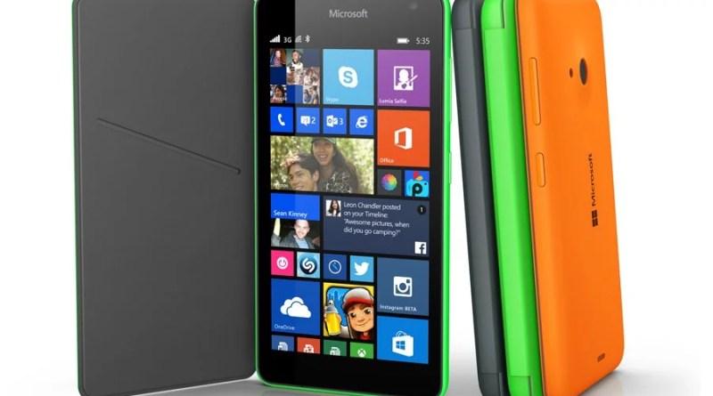 Microsoft Lumia 535 com Dual SIM agora no Brasil