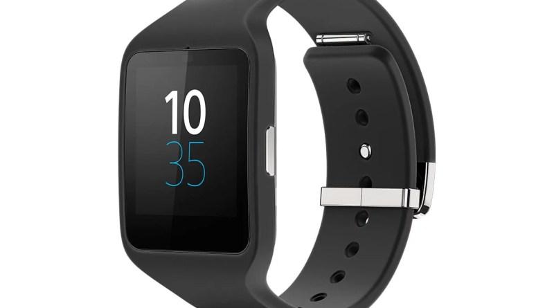 SmartWatch 3 o primeiro smartwatch da Sony com Android Wear