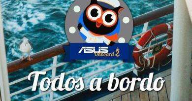 Data do ASUS Onboard 2