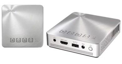 Além de projetor pode se tornar uma bateria recarregavel