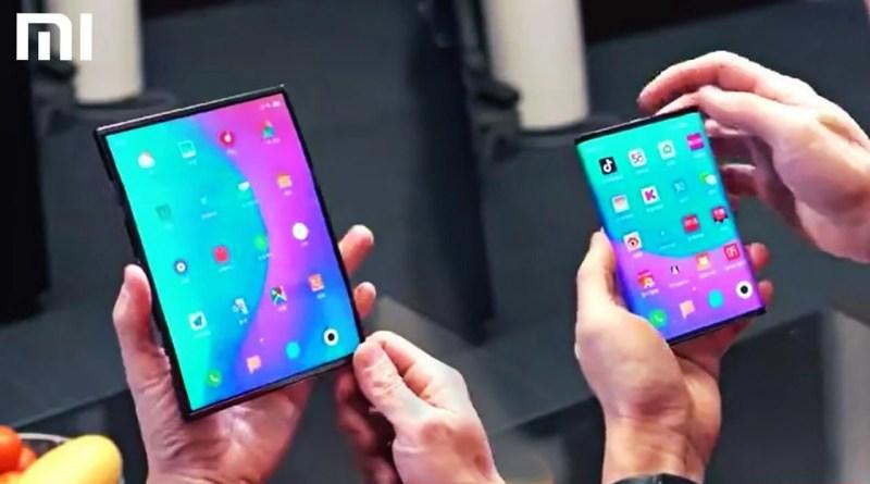 Xiaomi deixa escapar que está trabalhando em smartphone dobrável