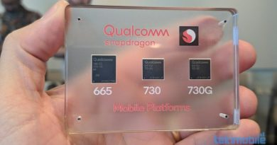 Três novos processadores da Qualcomm. Fonte: tekimobile