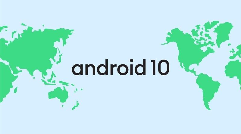 Android 10 pelo mundo