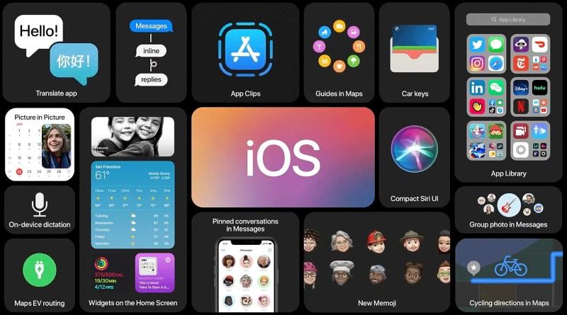 iOS 14, com widgets e outras novidades