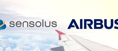 Nuestro partner Sensolus consigue un contrato histórico con AirBus