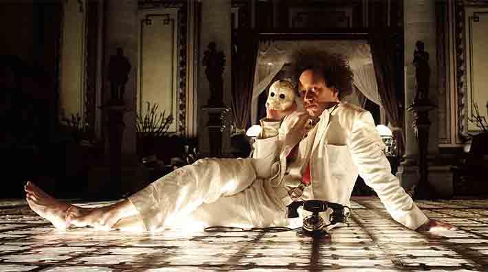 Peter Greenaway: Eisenstein-in-Guanajuato