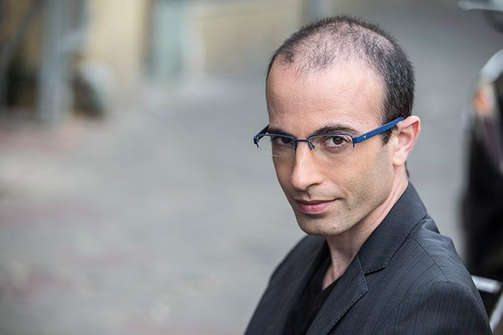 Yuval Noah Harari | UC Santa Barbara