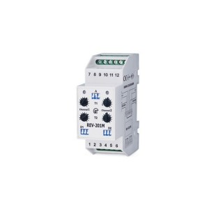 Multifunctional Time Delay Relay REV-201M
