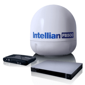 Intellian FB500/FB500R
