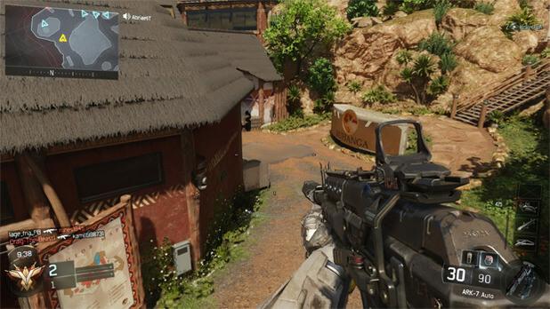 Black Ops III - Roof-ish
