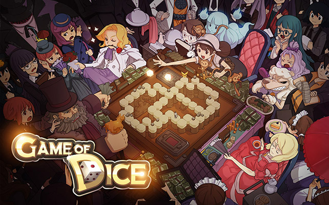 Game of Dice - Splash