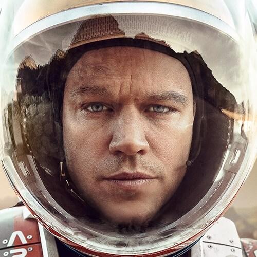 The Martian Face