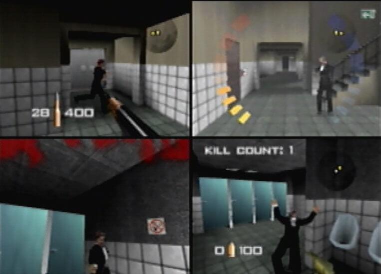 Goldeneye 007 - Multiplayer