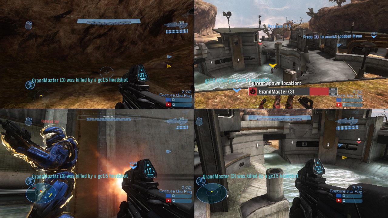 Halo Multiplayer