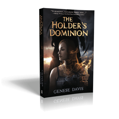 The Holder's Dominion - Cover