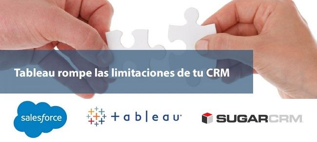 Webinar Tableau y CRM